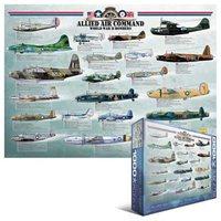 Пазлы Eurographics Бомбардировщики II мировой войны