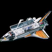 4D Master Объемная модель Космический корабль Спейс Шатл