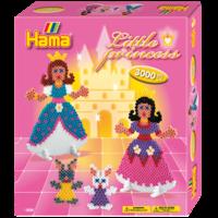 термомозаика HAMA Большой набор Маленькая принцесса, Midi 5+