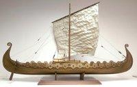 Корабль викингов - Драккар
