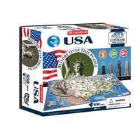 Объемный пазл 4D Cityscape  Соединенные Штаты Америки