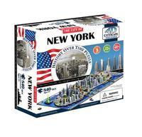 """Объемный пазл 4D Cityscape  """"Нью-Йорк, США"""""""