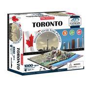 """Объемный пазл 4D Cityscape  """"Торонто, Канада"""""""