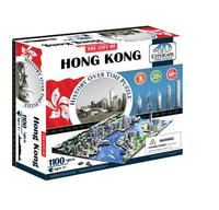 "Объемный пазл 4D Cityscape  ""Гонконг, Китай"""