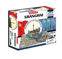 """Объемный пазл 4D Cityscape  """"Шанхай, Китай"""""""