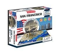 "Объемный пазл 4D Cityscape  ""Сан-Франциско, США"""