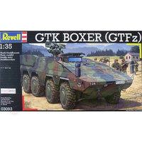 Танк GTK Boxer (GTFz) (2009г.,Германия)