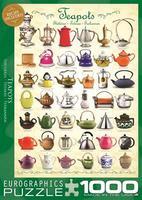Пазл Eurographics Чайники, 1000 элементов