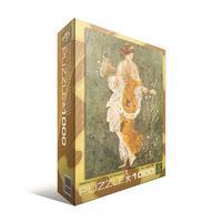 Пазл Eurographics Весна, фрески Помпеи, 1000 элементов