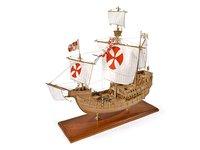 Сборная модель корабля SANTA MARIA (САНТА МАРИЯ)