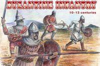 Византийская пехота 10-13 век