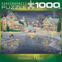 Пазл Eurographics Вечерний свет, 1000 элементов