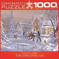 Пазл Eurographics Шестерка игроков, 1000 элементов
