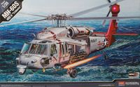 Вертолет USN MH-60S HSC-9 TROUBLE SHOOTER