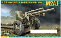 Аамериканская полевая 105mm гаубица M2A1