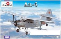 Самолет Антонов Ан-6