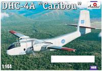 """Транспортный самолет DHC-4A """"Caribou"""""""