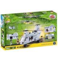 Конструктор COBI 'Тяжелый транспортный вертолет', 310 деталей