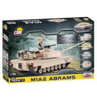 Конструктор COBI Танк М1А2 Абрамс, 765  деталей