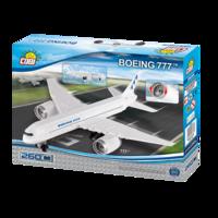 Конструктор COBI Самолет Boeing-777, 260  деталей