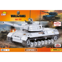 Конструктор COBI World Of Tanks Леопард I, 470  деталей