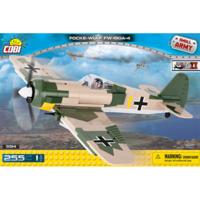 Конструктор COBI Вторая Мировая Война Самолет Фокке-Вульф, 255  деталей