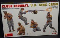 Ближний бой. Американские танкисты