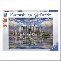 Пазл Ravensburger Североамериканский горизонт, 3000 элементов