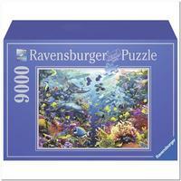 Пазл Ravensburger Райский подводный уголок, 9000 элементов