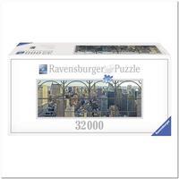 Пазл Ravensburger Вид на Манхеттен, 32000 элементов