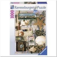 Пазл Ravensburger Морские сувениры, 1000 элементов
