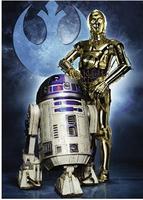 Пазл Ravensburger R2-D2 и C-3PO 1000 элементов