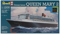Океанский лайнер Куин Мэри 2