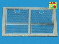 Решетки для Sd.Kfz.181 Tiger I, AFV Club
