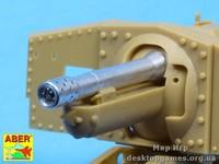 Точеный ствол для штурмового орудия 40/43M 'Zrinyi' 105mm