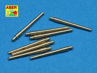 Набор из 8 шт 356 мм (14 дюймов) стволов типа L45 Викерс 41 для Kongo, Haruna, Hiei, Kirishim