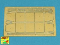 Бортовые экраны для Pz.Kpfw.IV Ausf.G и Brummbar (раннего производства)