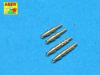 Набор из 4 стволов для немецкого авиационного пулемета 7,92 мм MG 17