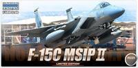Истребитель F-15C MSIP II