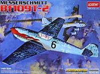 Самолет Мессершмитт BF-109 T-2