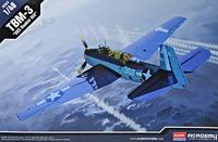 """Бомбардировщик-торпедоносец TBM-3 """"Bunker Hill"""""""