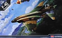 Истребитель-бомбардировщик F-4C Phantom Война во Вьетнаме