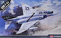 "Истребитель-бомбардировщик F-4J ""VF-84 Jolly Rogers"""