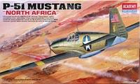 Истребитель P-51 Mustang North Africa
