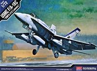 Истребитель-бомбардировщик F/A-18C Hornet