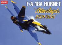 Истребитель-бомбардировщик F/A-18C Hornet Blue Angels