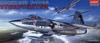 Истребитель-бомбардировщик F-104G Starfighter