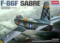 Истребитель F-86F Sabre