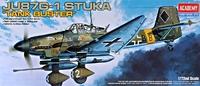 Штурмовик Junkers Ju-87G-1 Stuka