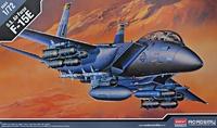Истребитель-бомбардировщик F-15E Strike Eagle
